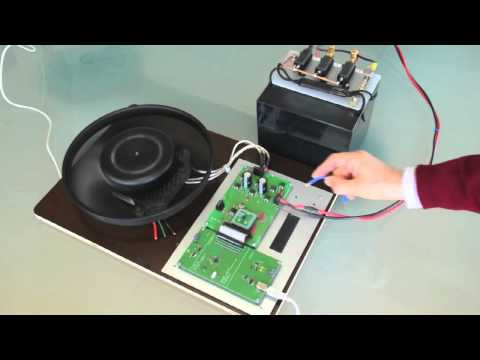 BLDC motor IC: reaction to a short circuit