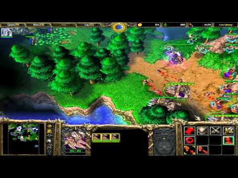 Warcraft 3: Reign of Chaos - Undead 03 - Into the Realm Eternal