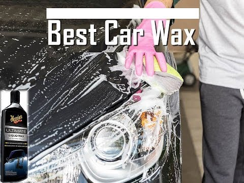 Top 10 Best Car Wax 2018