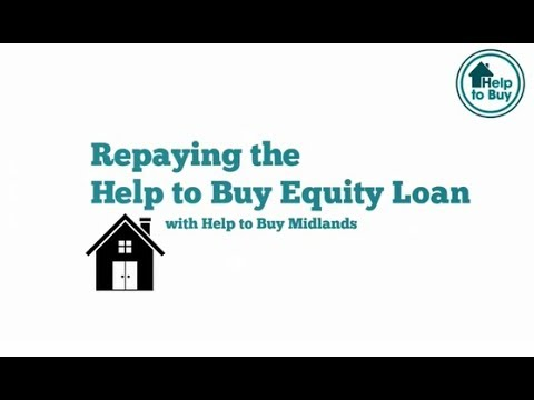 Repaying the Help to Buy Equity Loan