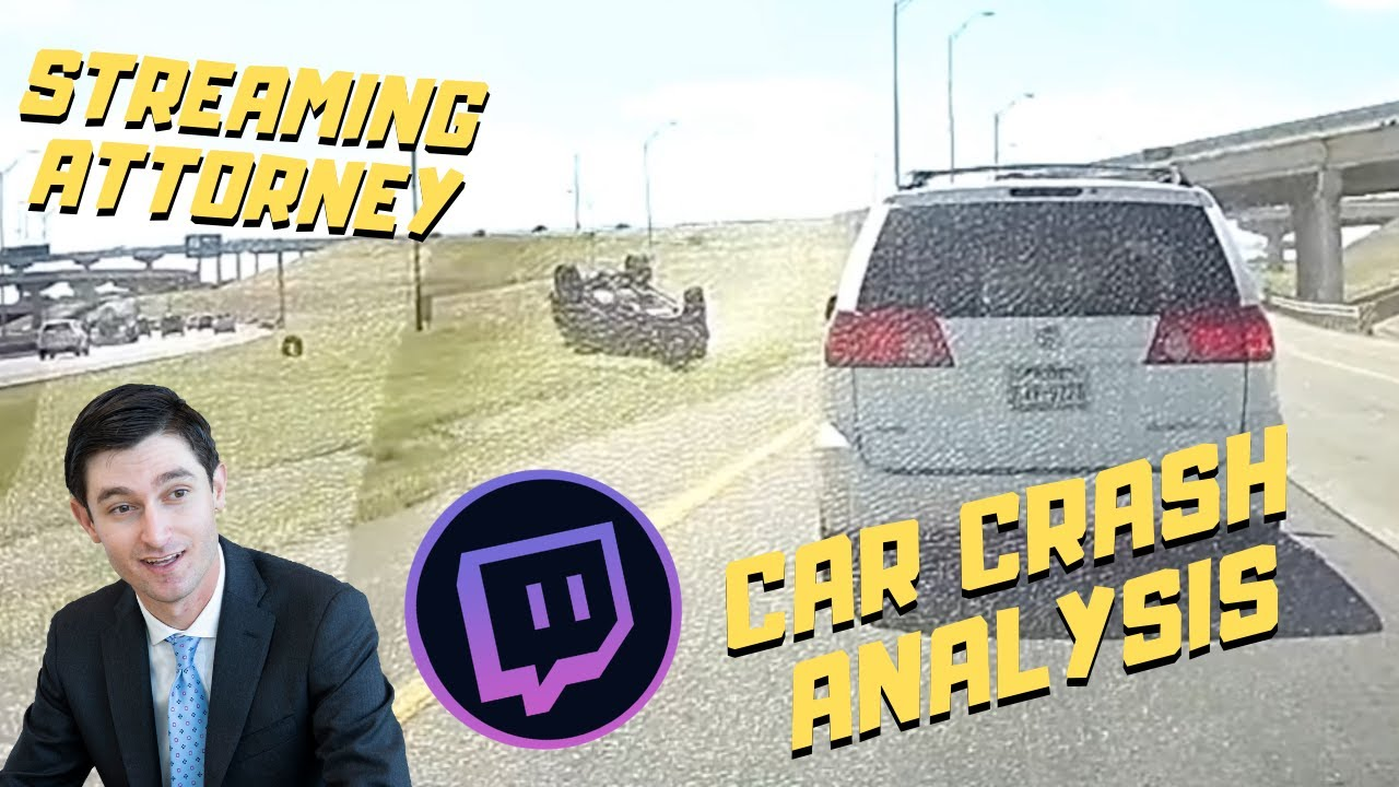 Viewer's Legal Questions Answered | Who's at Fault in these Car Crashes? | AttorneyTom Stream 3