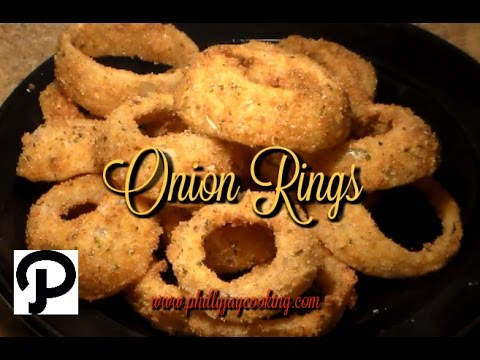 How To Make THE BEST Crispy Onion Rings At Home: Delicious Onion Ring Sauce Recipe