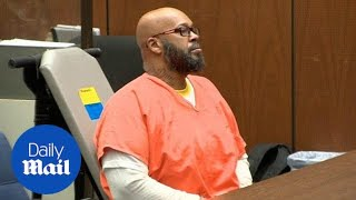 Rap Mogul Suge Knight Enters Court Strapped To Wheelchair - Daily Mail