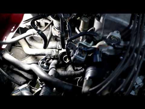 1996-2000 Honda Civic HX coolant flush