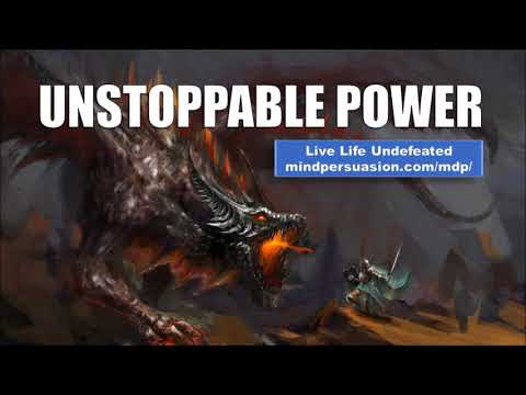 Unstoppable Power - Tap Into Your Inner Power - Subliminal Affirmations