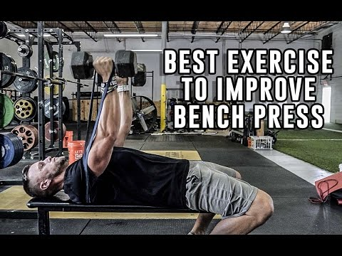 Best Exercise to Improve Bench Press