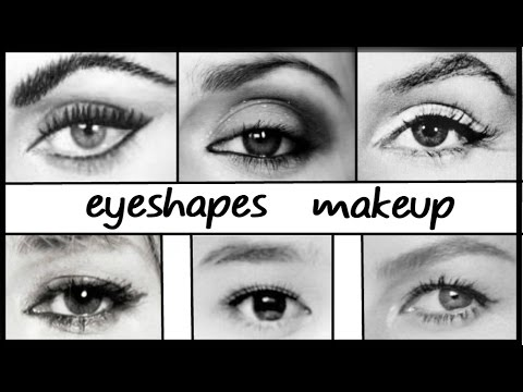 Makeup For Different Eyeshapes