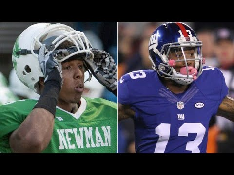 Best High School Football Players to Make it to the NFL part 1