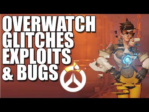 Overwatch Glitches, Bugs, Exploits, Hidden Ledges, & Easter Eggs