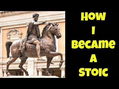 How I Became A Stoic (Podcast)