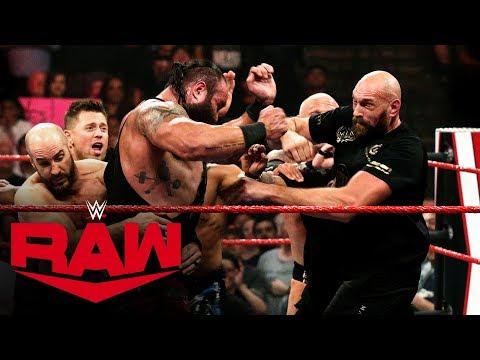 Xxx Mp4 Braun Strowman And Boxing Champion Tyson Fury In Huge Brawl Raw Oct 7 2019 3gp Sex
