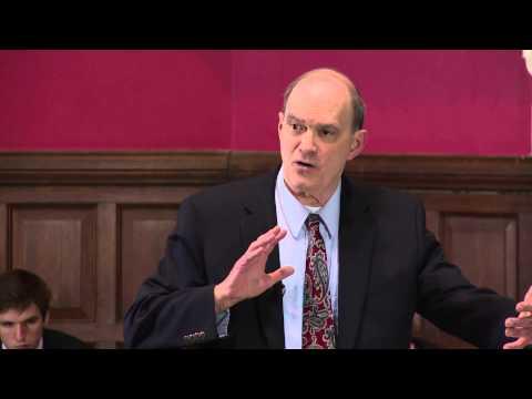 William Binney | Snowden Debate | Oxford Union