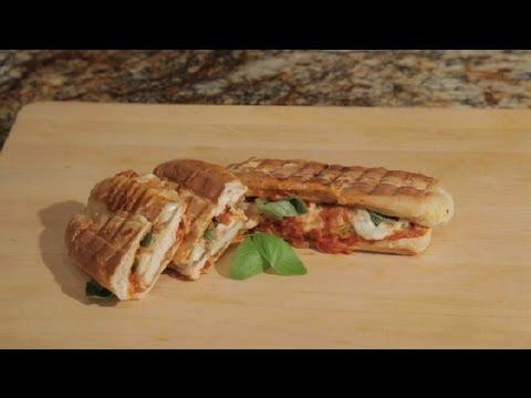 How to Make a Chicken Cutlet Sandwich : Chicken Recipes