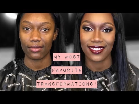 Some of My Most Favorite Transformations