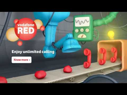 Unlimited Calling Benefits on Vodafone Red Postpaid