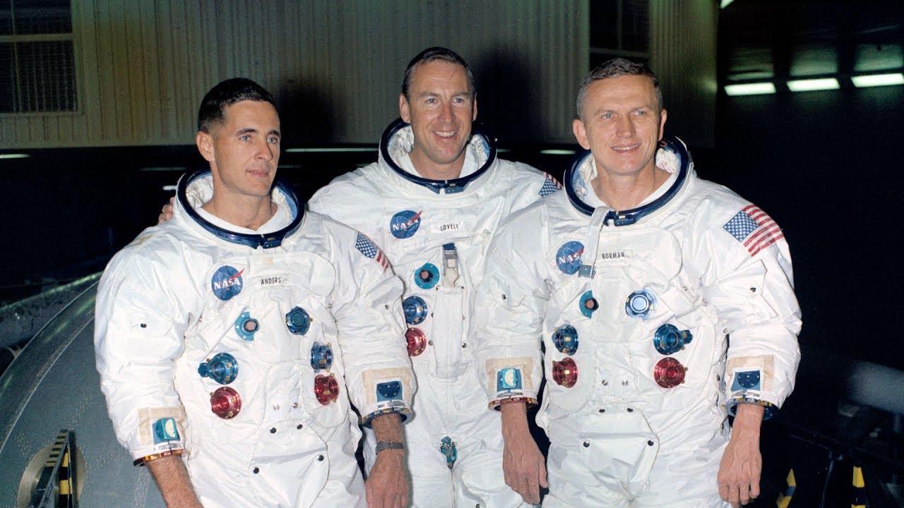 What Makes Apollo 8 So Special? Author Jeffrey Kluger Explains