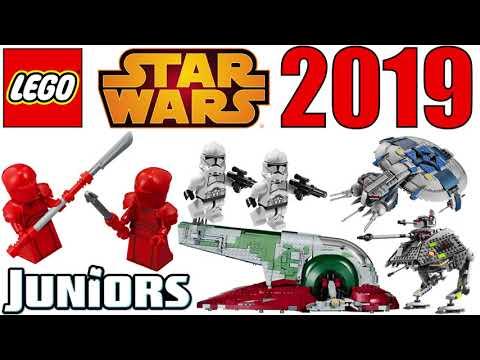 NEW 2019 LEGO Star Wars Rumor List! + 75222 Betrayal On Cloud City!