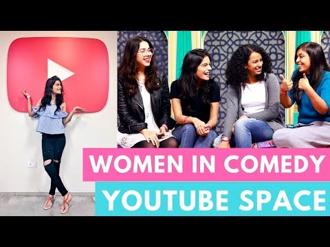 Being A Part Of 'Women In Comedy' At YouTube Space Mumbai   #DhwanisDiary