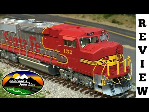Model Train Review - HO GP60M & GP60B w/ DCC & LokSound by Fox Valley Models