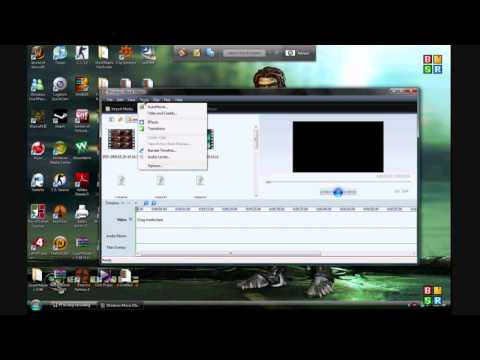 How to make your YouTube Videos HD and Full Screen with Windows Movie Maker
