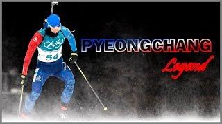 Martin Fourcade • PyeongChang Legend