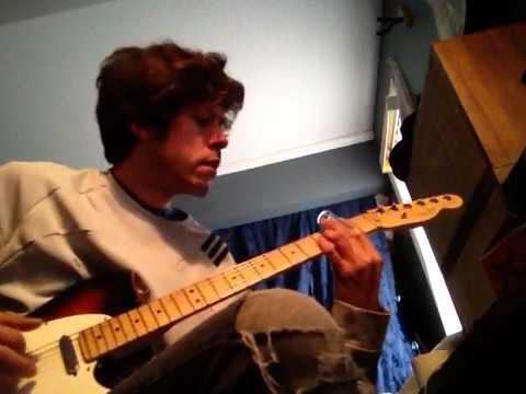 Auld Lang Syne - Slide Guitar