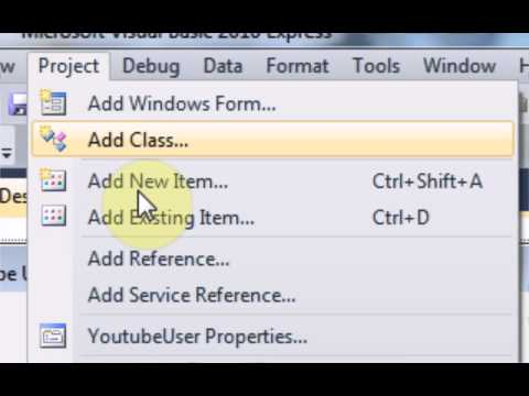 Visual Basic 2008/2010: How to make your very own .dll file!