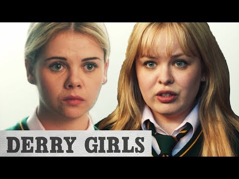 Derry Girls | Claire Comes Out To Erin