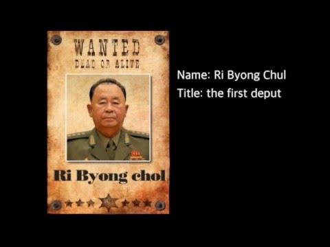 Wanted International Criminals