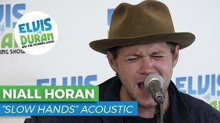 Niall Horan Slow Hands Acoustic Elvis Duran Live