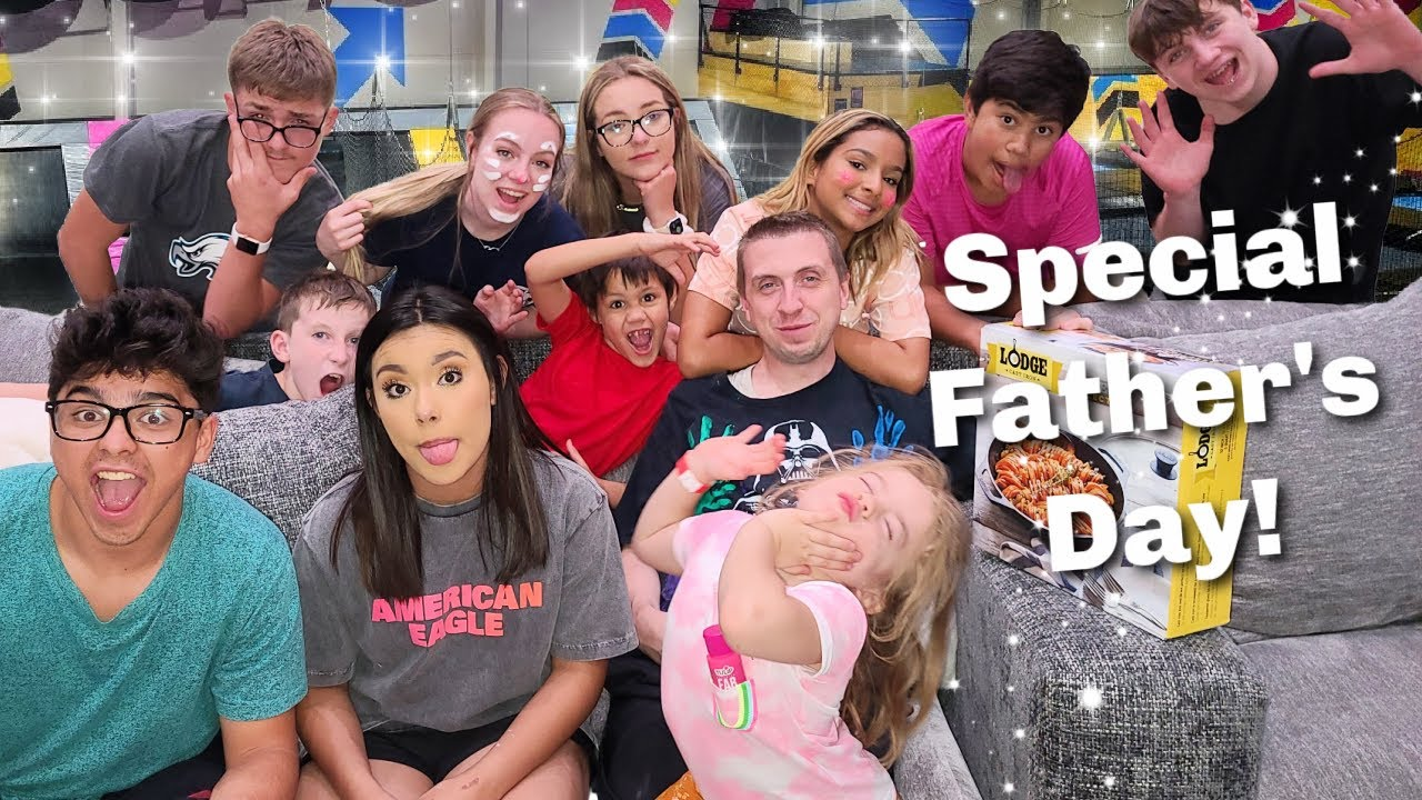 Father's Day SPECIAL Reaction