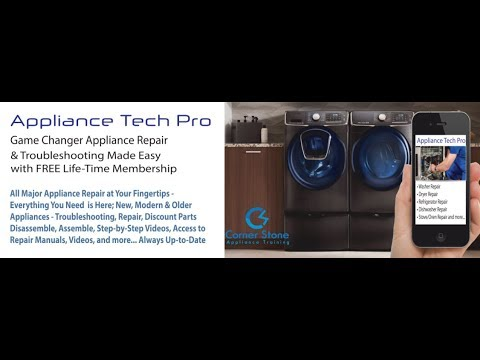 Start a Small Business in Appliance Repair Just Got Easier... Troubleshooting & Repairing Appliances