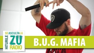 B.U.G. Mafia - Sa cante trompetele (Live la Radio ZU)