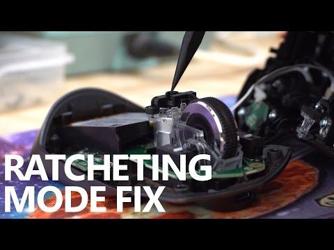 Logitech MX Master Scroll Wheel FIX
