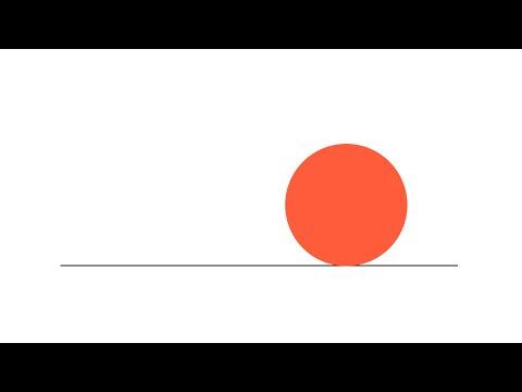 CSS3 3D Tutorial 7   Ball Bounce Animation   Demo
