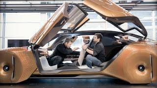 BMW Vision NEXT 100 - exterior si interior