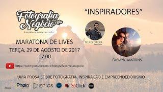 Maratonas De Lives - Inspiradores - Fabiano Martins E Aline De Freitas