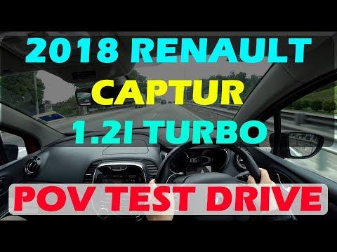 (2018) Renault Captur POV Test Drive Malaysia #renaultcapturmalaysia #2018renaultcaptur
