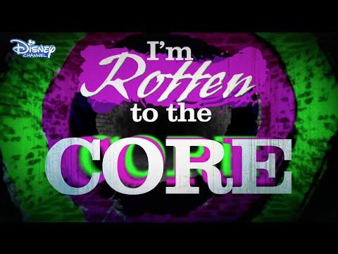 Disney Descendants - Rotten to the Core Lyric Video - Official Disney Channel UK HD