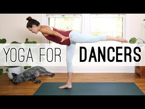 Yoga For Dancers  |  Yoga With Adriene