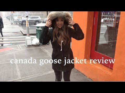 REVIEW: CANADA GOOSE 'VICTORIA' PARKA JACKET | heycarmen
