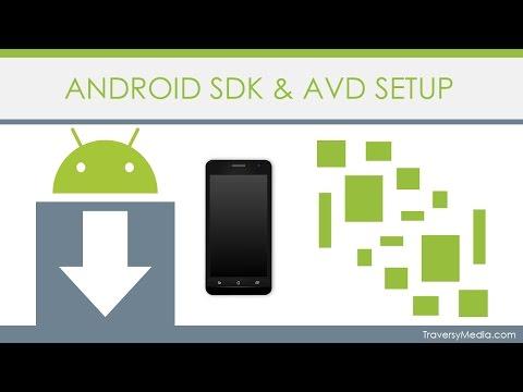 Android SDK & AVD Setup For React Native