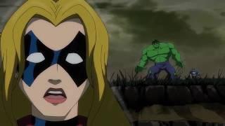 Ms. Marvel learns the Skrull's true identities