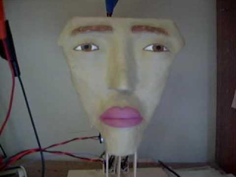 Animatronic Face
