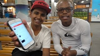 Silento Announces the PS4 GIVEAWAY WINNER- Watch Me Whip/Nae Nae