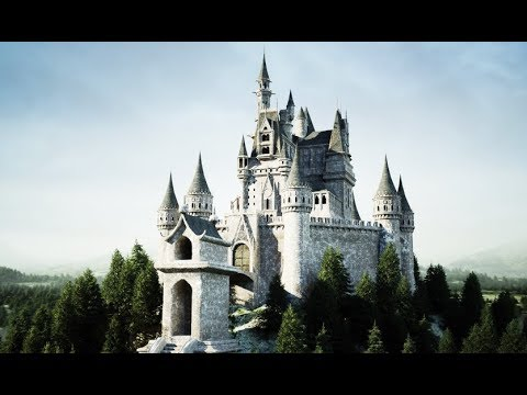 The FAIRY TALE Castle Built For ONE Man