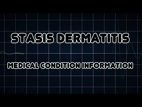Stasis dermatitis (Medical Condition)