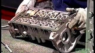FATA Aluminum: Lost Foam Casting System