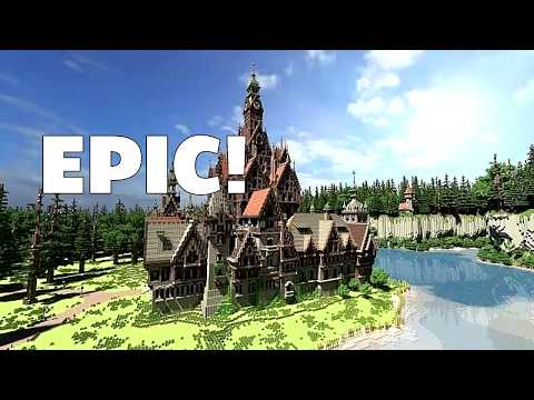 MINECRAFT HOW TO BUILD EPIC STRUCTURES IN MINUTES!! BEST GLITCH EVER!! CONSOLE MINECRAFT AND PC!