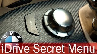 How to enter hidden menu in BMW E65 (7-series service test